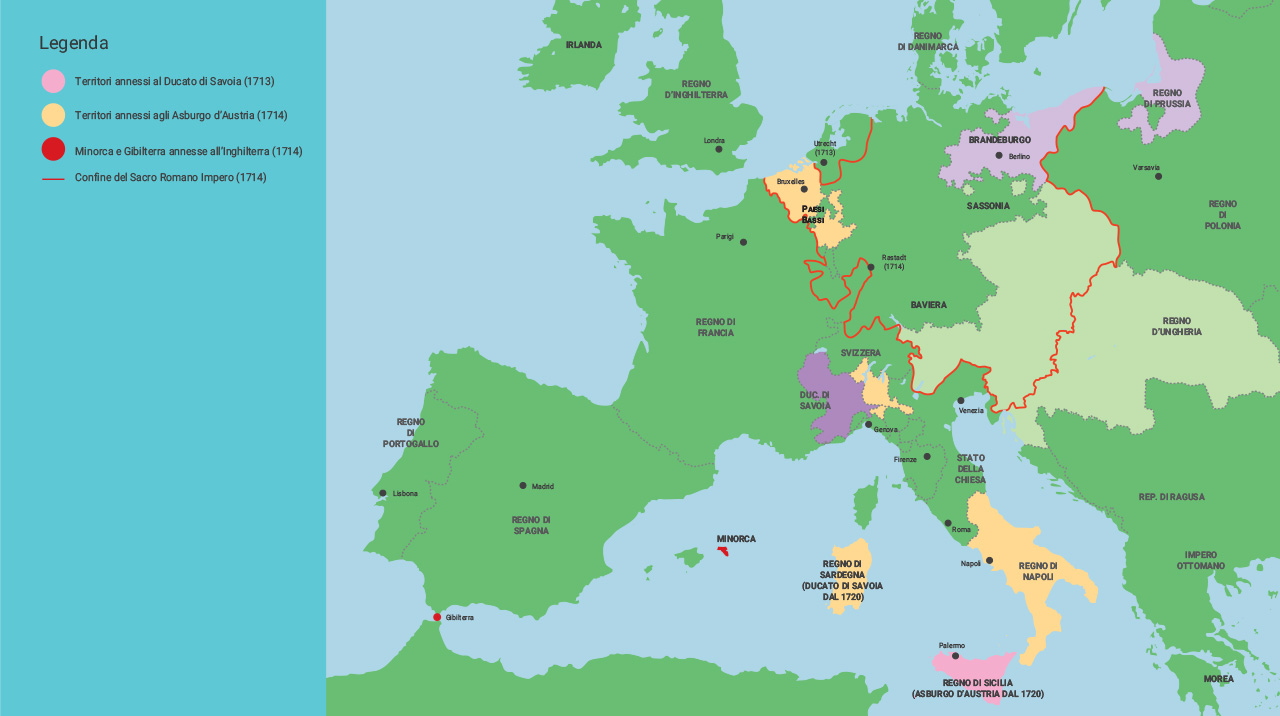Spagna Settentrionale Cartina.Mondadori Education